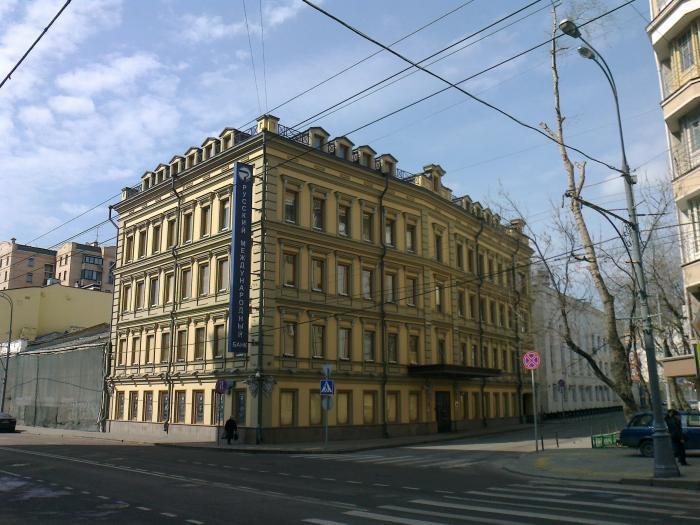 Русский Международный Банк защищает своих клиентов