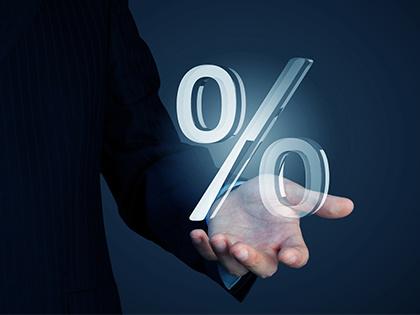 Максимальная ставка топ-10 банков по рублевым вкладам упала до 7,8%