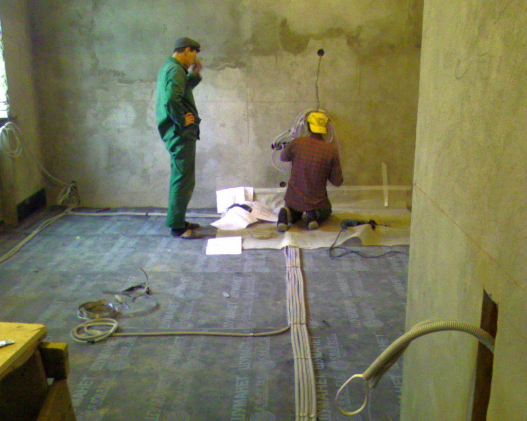 Квартиры без отделки ремонт своими руками